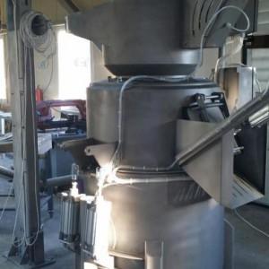 Машина мойки субпродуктов МОШ-240кс для обработки шерстных субпродуктов
