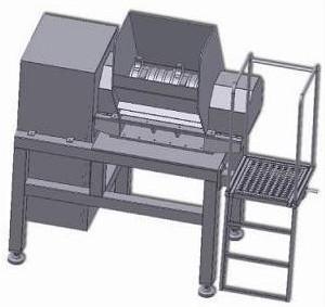 Блокорезки роторного типа GR-3000, GR-6000