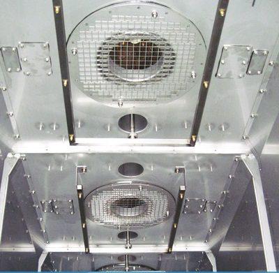 Водораспыляющий душ для охлаждения колбасных изделий (автоматический)