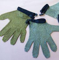 Кольчужные перчатки, Россия