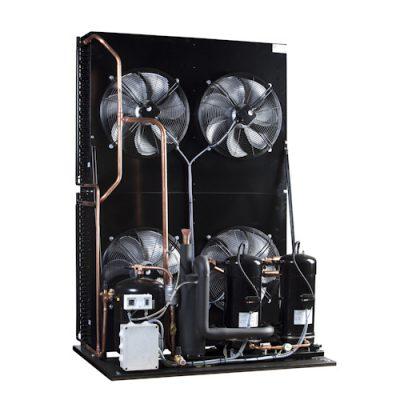 Комплектная система охлаждения для массажеров (холодильный блок АС1 и система охлаждения С1)