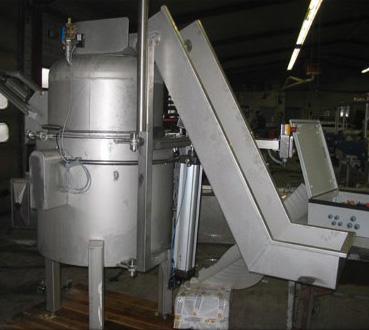 Машина для переработки кишок в корм животным KSN240