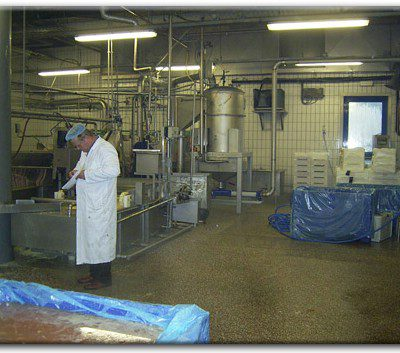 Машина для переработки кишок в корм животным KSN2401