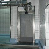 Морозильные двери распашные из армированного ПВХ WT-2M (до -40°C)