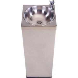 Питьевой фонтан из нержавеющей стали