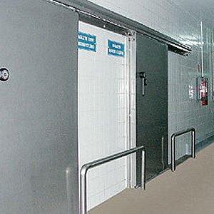 Холодильные раздвижные двери PK-1, PK-2, PK-10, PK-3, PK-30