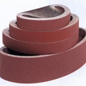 Шлифовально-полировальные ленты для заточных станков
