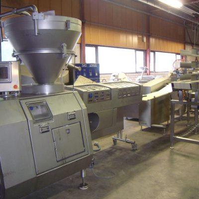 Линии и производственные цеха