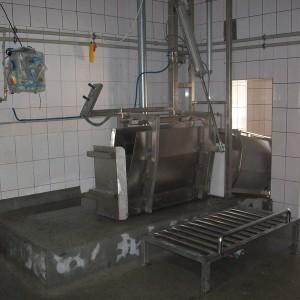 Бойня свиней производительностью 60 штчас бу, год изготовления — 2001