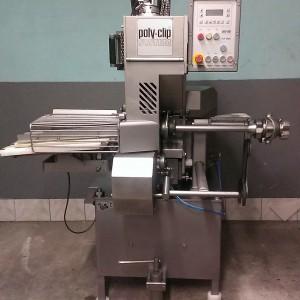 Клипсатор двойной автоматический Poly-Clip 3430