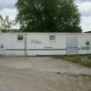 Колбасный цех в контейнере Tecno-Star Due (Италия) бу