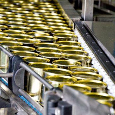 Линия по производству мясных консервов11