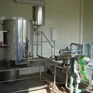 Линия производства пищевых экстрактов