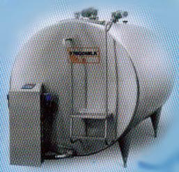 Модуль приемки и хранения молока
