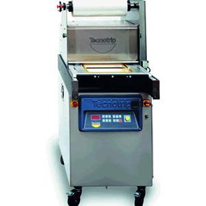 Полуавтоматическая упаковочная машина в вакуум и инертный газ