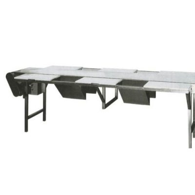 Длинный разделочный стол