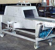 Машина для глазирования рыбы