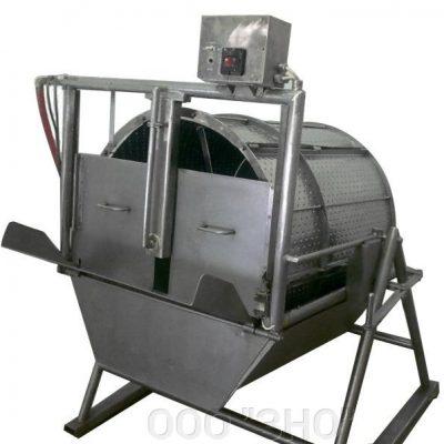 Машина очистительная для удаления чешуи с рыбы