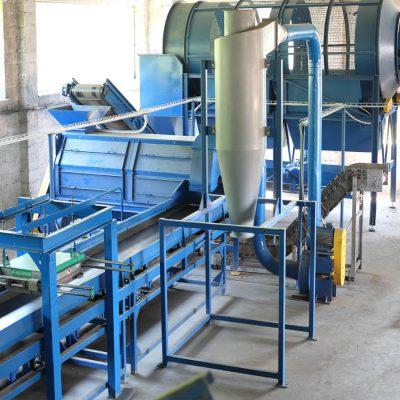 Утилизация и переработка вторсырья