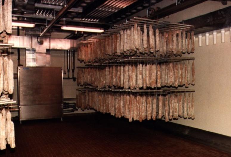 Выбор климатической камеры для мясной продукции